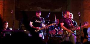 Massar Ejbari band