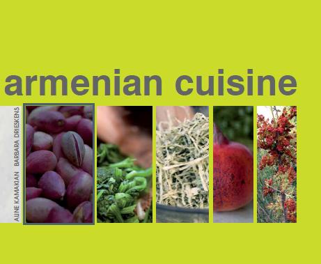 Art education docudays and cirque du liban on helwi for Armenian cuisine aline kamakian