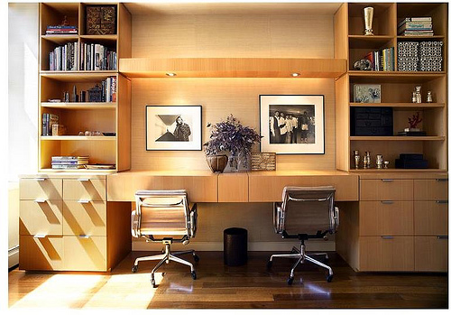 Feng shui your home office - Feng shui home decorating ideas ...