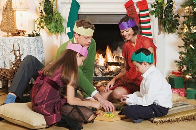 CHRISTMAS Modern Family 5