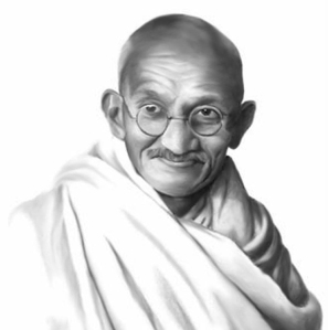 gandhi-quote-lions-guns-corndogs-rubber-ducky