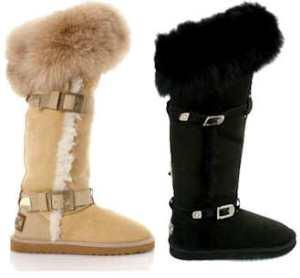 Australia Luxe Collective Tsar Coyote Boots