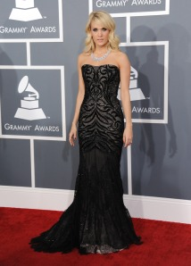 carrie underwood- roberto cavalli